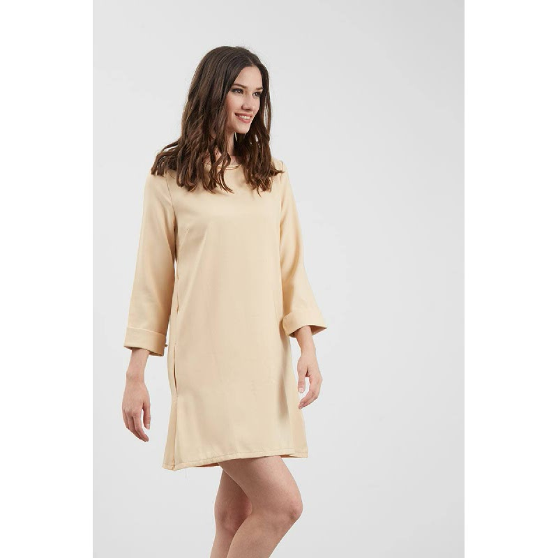 GW Idar Dress in Cream