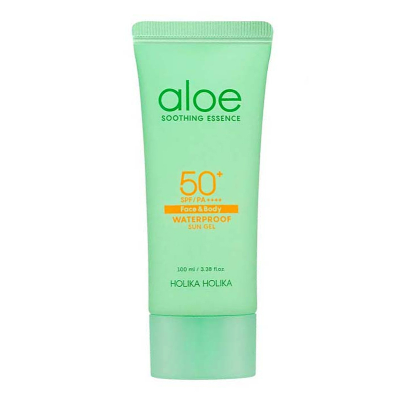 Holika Holika Aloe Waterproof Sun Gel 100ml