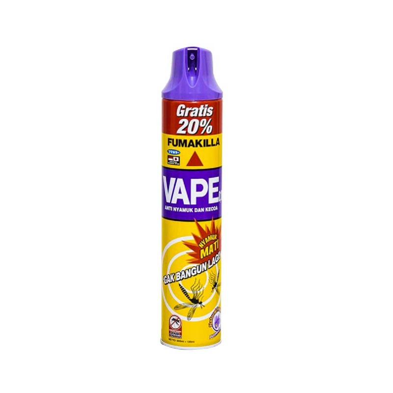 Vape Aerosol Plus Purple Orchid 600 Ml
