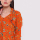 Asana Atasan Batik Tilata Orange