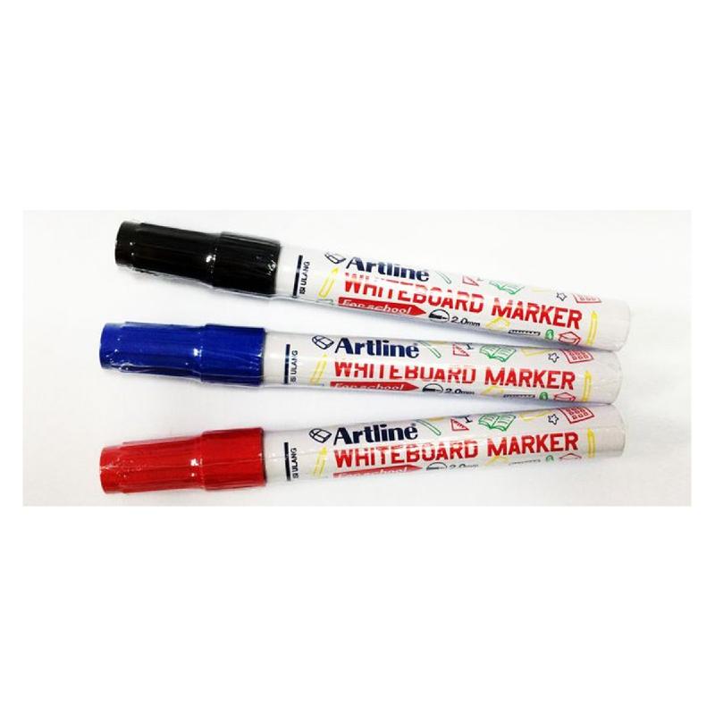 Artline Spidol Marker EK-500S (6 Pc)