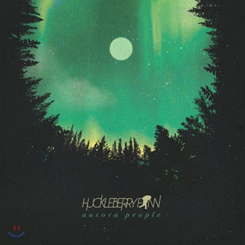 [CD] Huckleberry Finn 6th Album - Aurora People