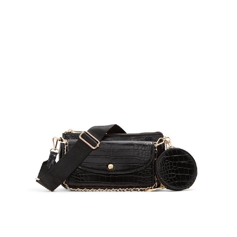 Aldo Ladies Cross Body Bags DINNA-001-001 Black