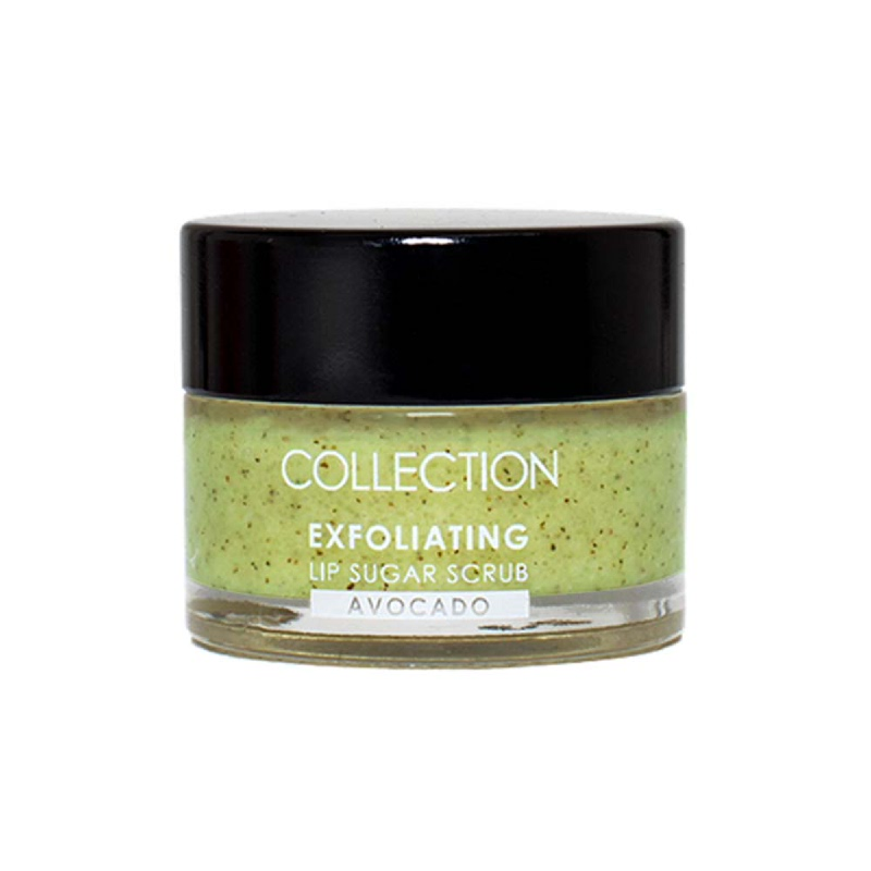 Collection Exfoliating Lip Sugar Scrub Avocado