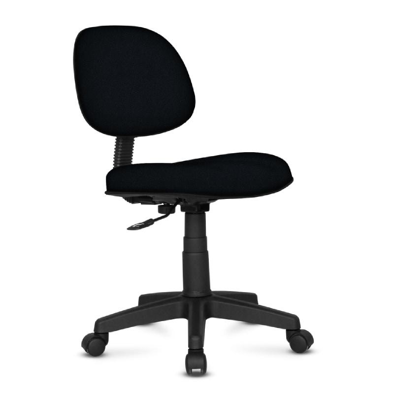 Kursi kantor (Kursi kerja) HP Series - HP01 Black - PVC Leather