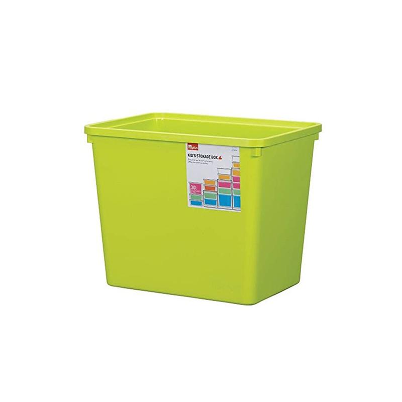 Lock & Lock INP312G INPlus Story Box 30L Green