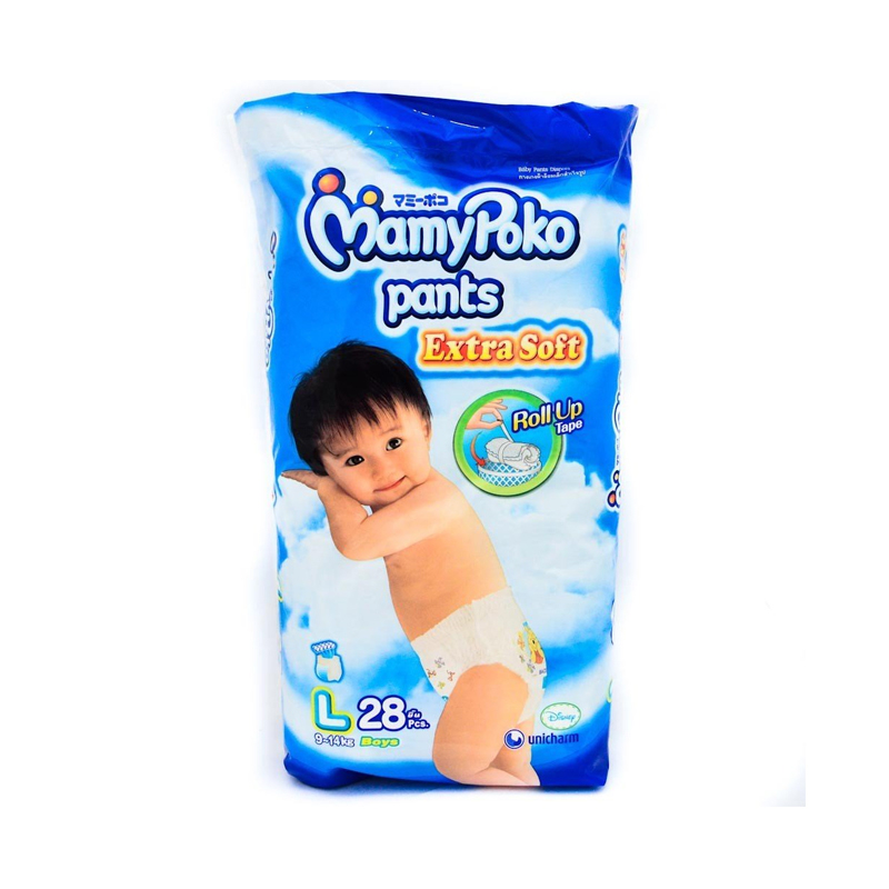 MamyPoko Popok Celana Royal Soft L 28S (Boy)