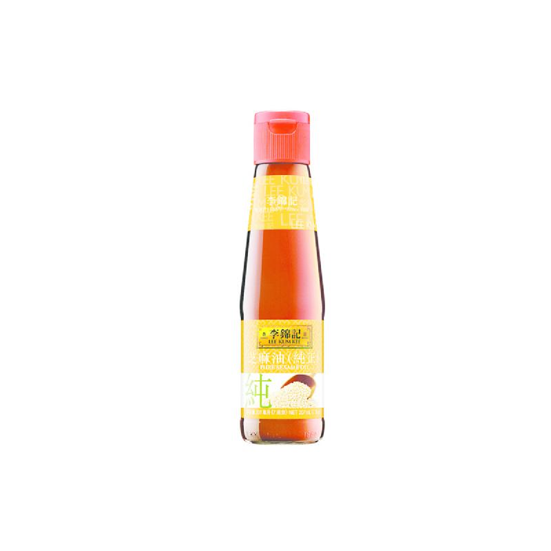 Lee Kum Kee Pure Sesame Oil 207 Ml