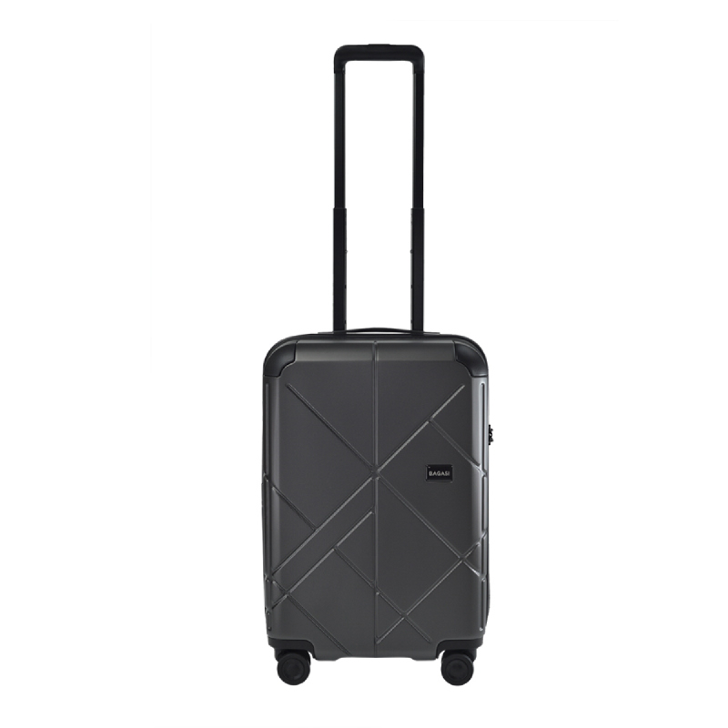 Bagasi Jasper Koper Hardcase Cabin 21 Inch – Black