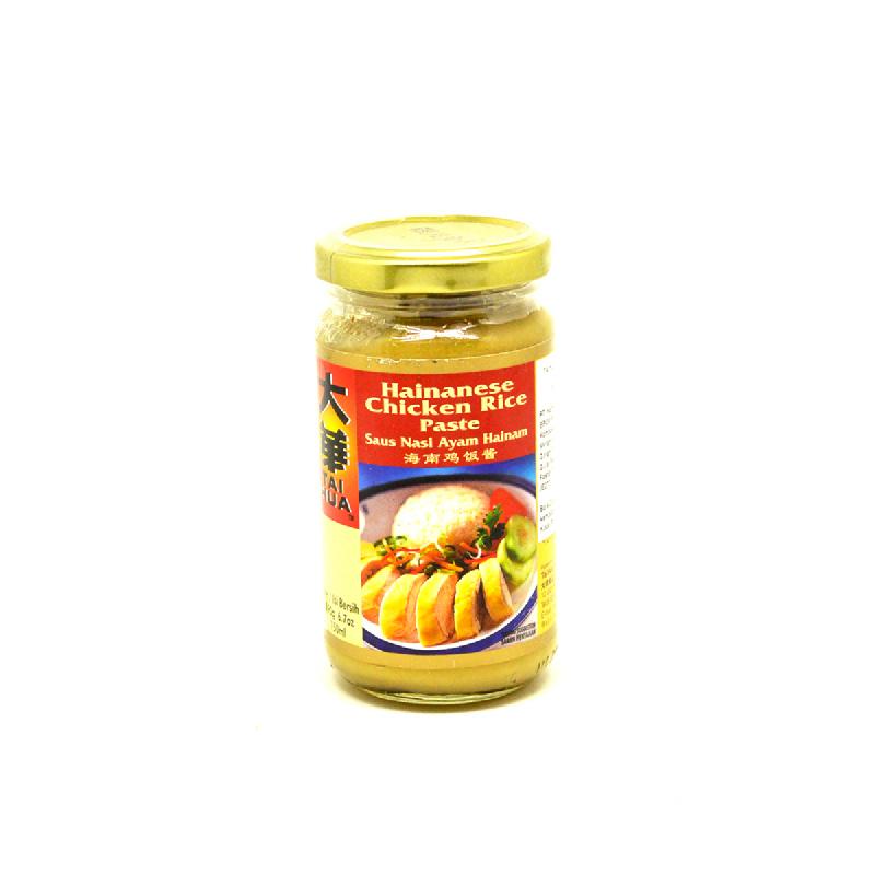 Taihua Hainanesse Chicken Rice  150 Ml