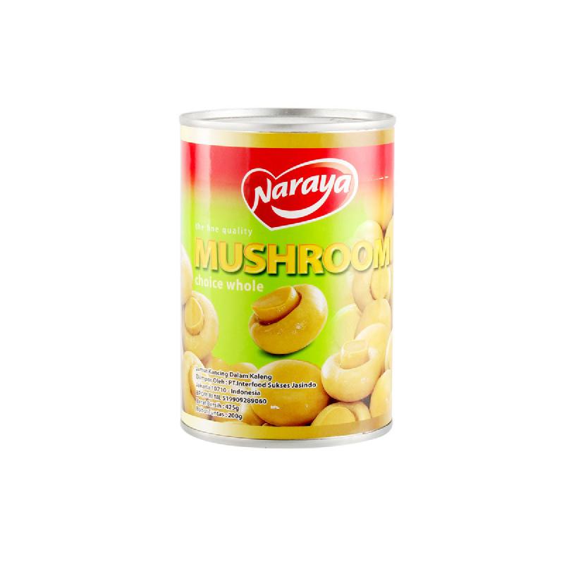 Naraya Whole Mushroom 425G