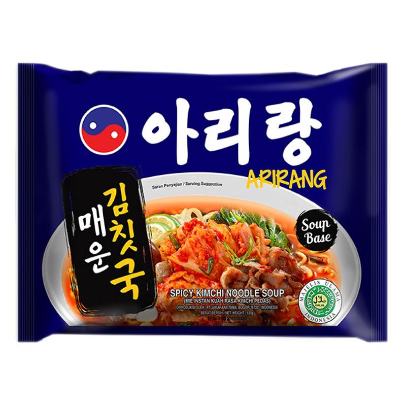 Arirang Spicy Kimchi Noodle Soup
