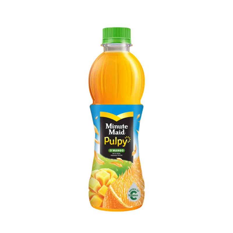 Minute Maid Pulpy Omango 350 Ml