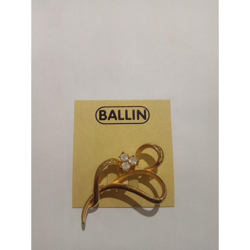 Ballin Women Brooch PR-BR16295-22G Gold
