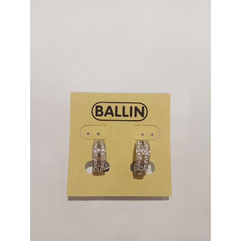 Ballin Women Earring GD-E17411S Silver