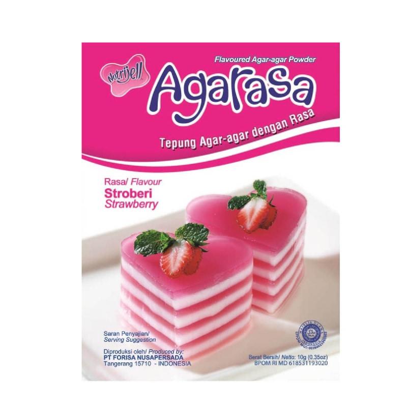 Agarasa Strawberry 10 Gr