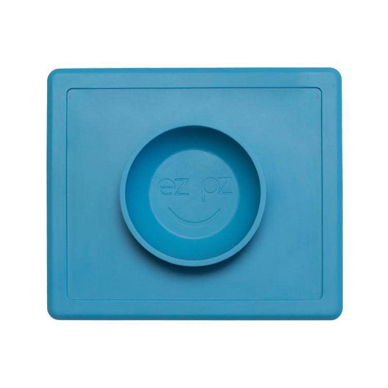 Ezpz Happy Bowl in Blue