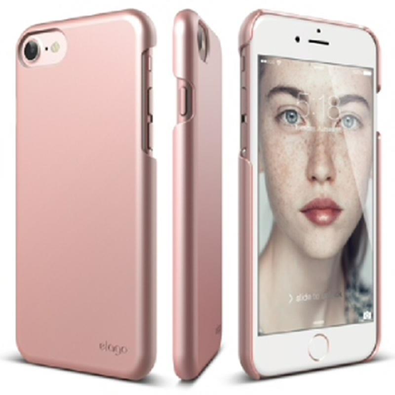 Elago Slimfit 2 Case for iPhone 7, 8 - Rose Gold