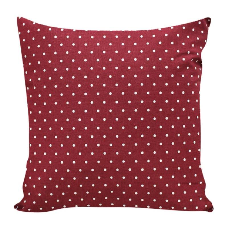 JYSK Cushion Cover 15Da164 40X40Cm Red