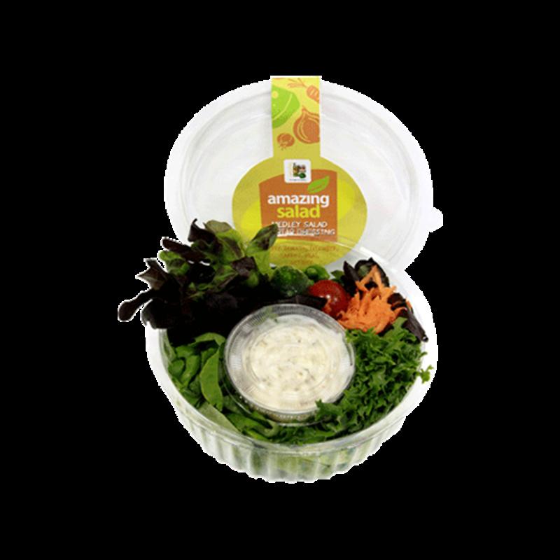 Amazing Medley Salad per Pack