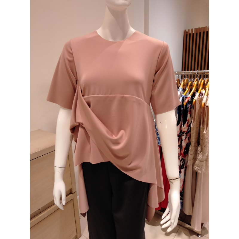 Basa Kendra Blouse Pink