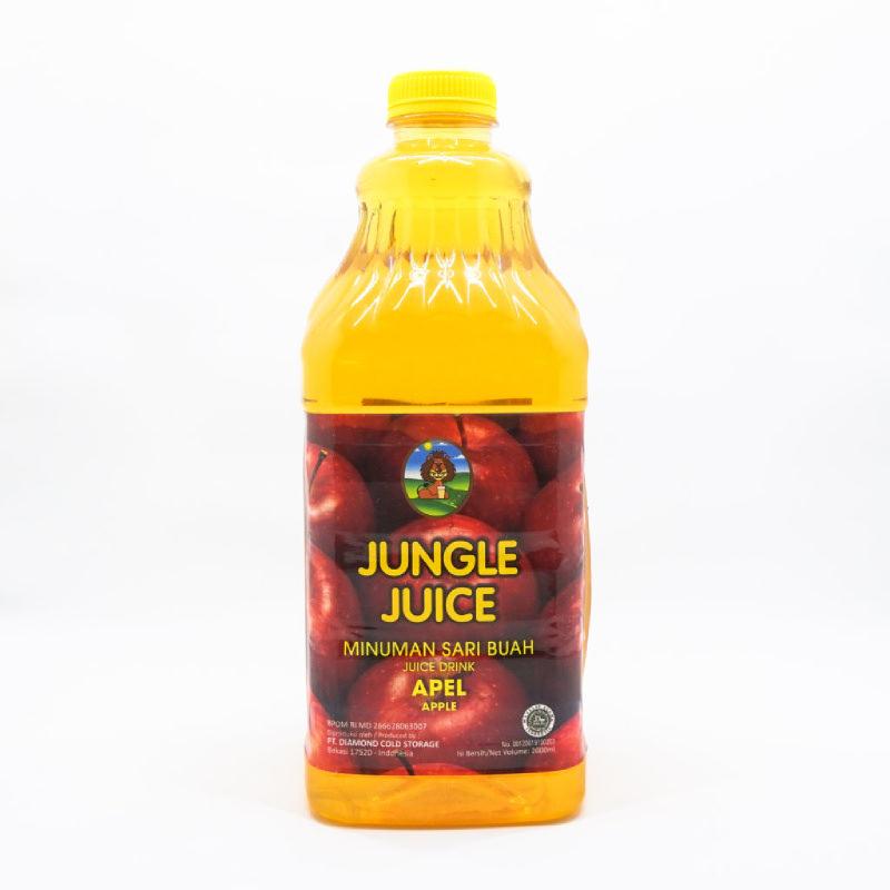 JUNGLE JUICE APPLE 2 LT