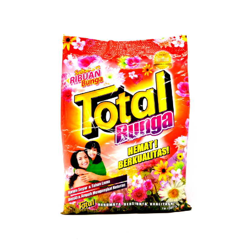 Total Deteregen Bunga 380 Gr
