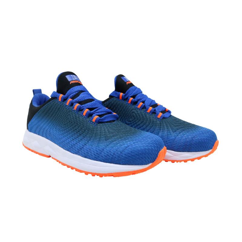 Precise Dexter 4 M Sepatu Pria - R.Blue