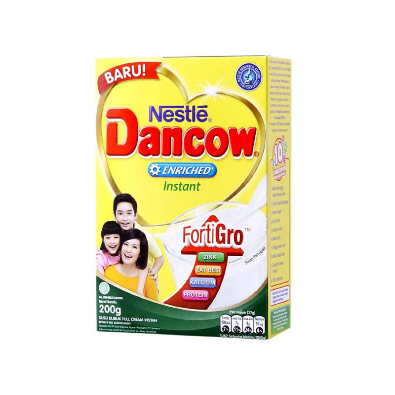 Dancow Instant Enriched Bib 200G