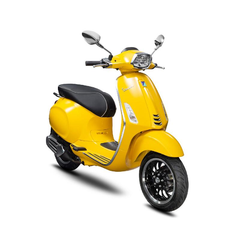 Vespa Sprint 150 I-GET ABS - [Bekasi,Depok,Tangerang] - Kuning