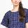 Astari Batik Dress Rumbai Blue