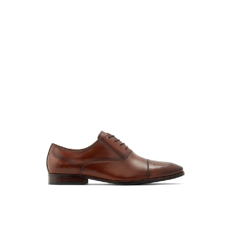 ALDO Men Dress Shoes QARDOTHIEN-28 Cognac