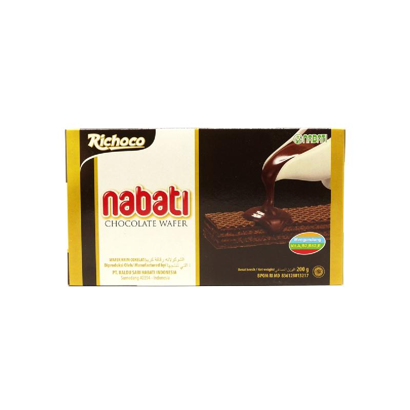 Richoco Wafer Coklat 200g