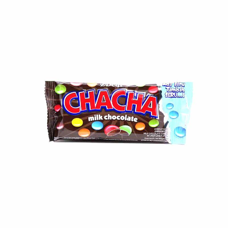 Delfi Cha Cha Milk Choc 40g