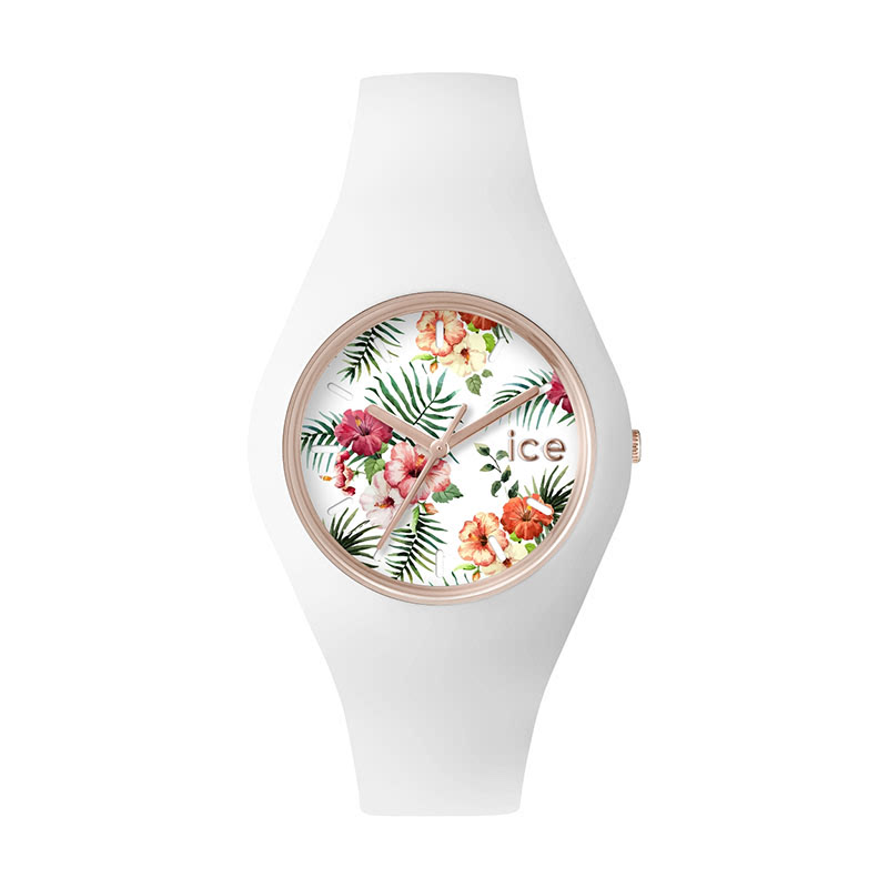 Ice Watch ICE.FL.LEG.U.S.15 Ice Flower Unisex Legend