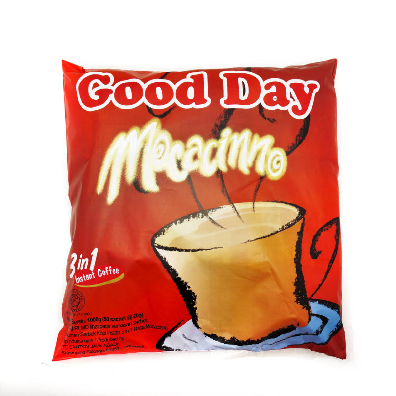 Good Day Kopi Moccacino [50 X 20G]