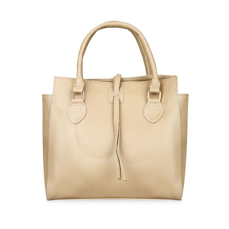 Wilia Claude Hand Bag Cream
