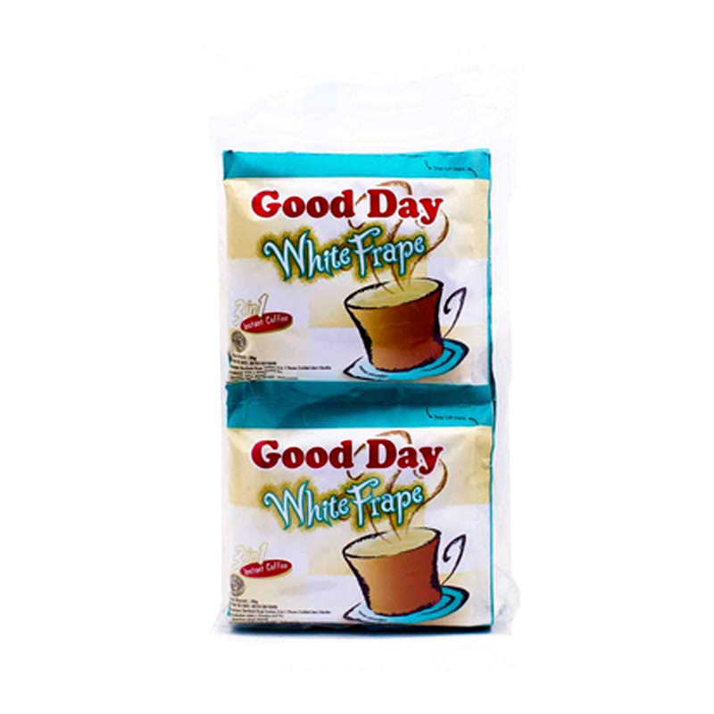 Good Day White Frape Sch 10x20gr