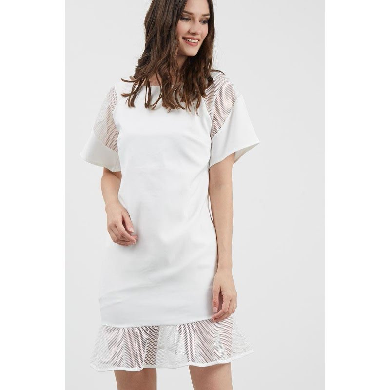 GW Hurth Dress in White
