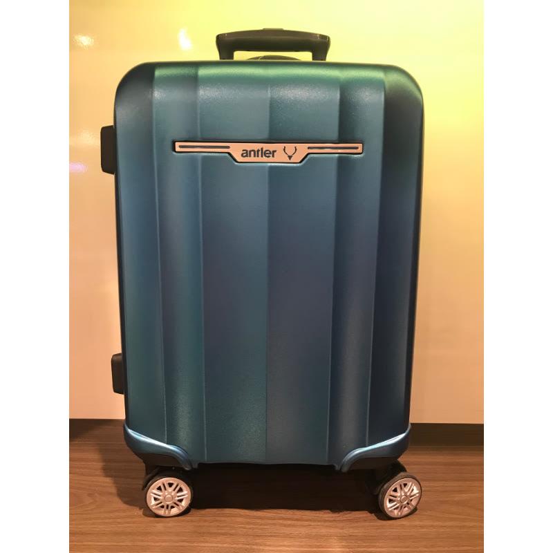 Antler A829468 Dover Med Expandable Rollercase Blue