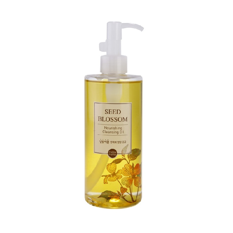 Seed Blossom Nourishing Cleansing Oil