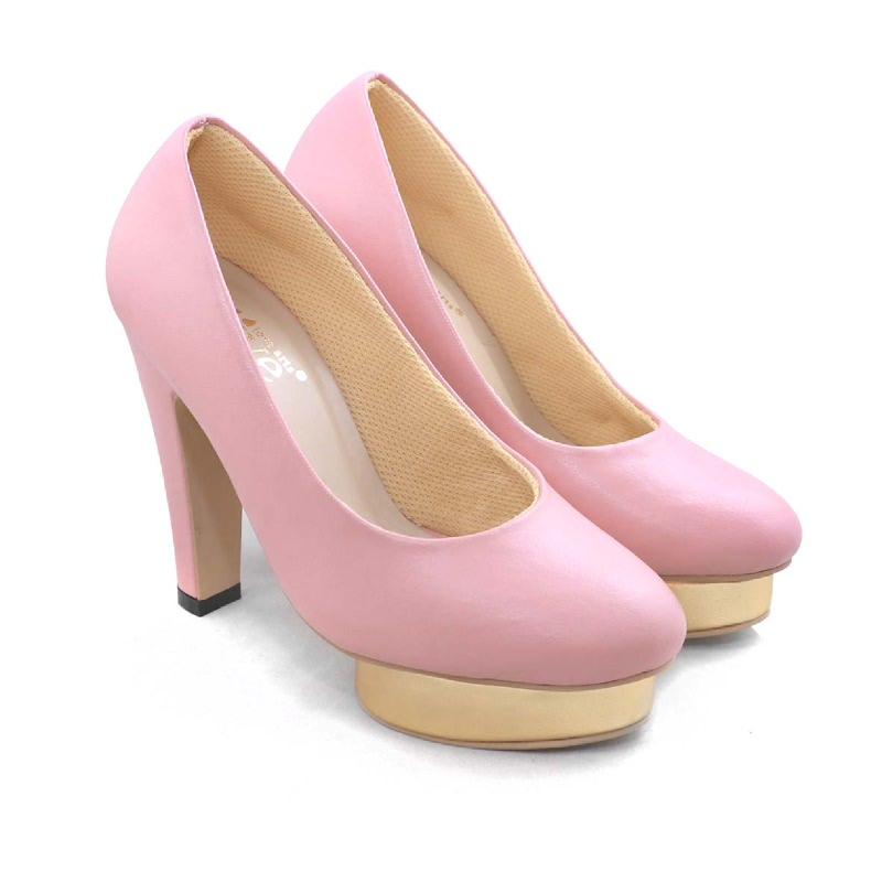 Alivelovearts Heels Freya Pink