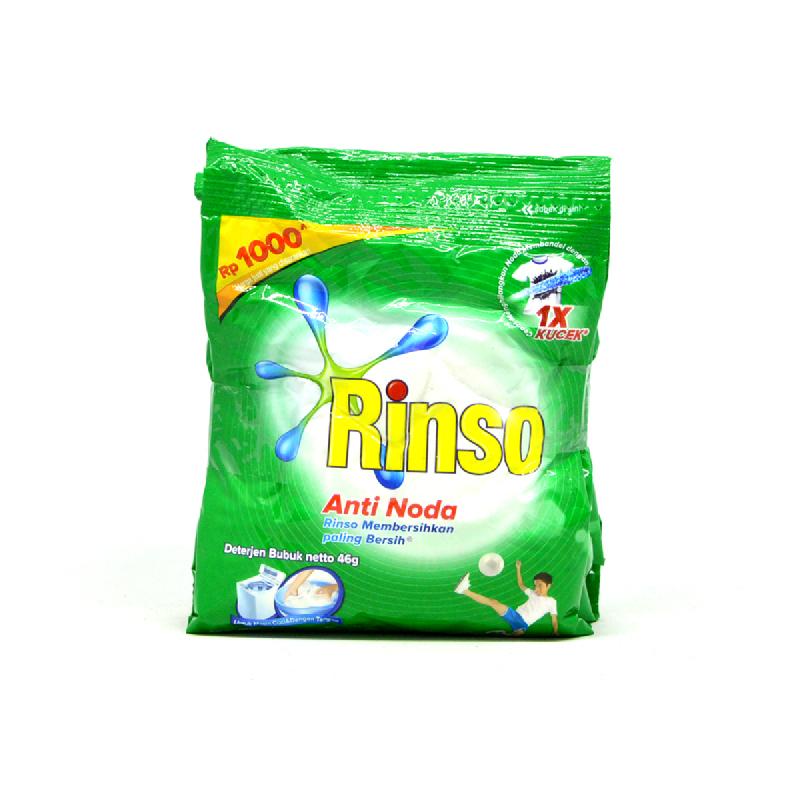 Rinso Anti Noda Big Sachet [6X48Gr]