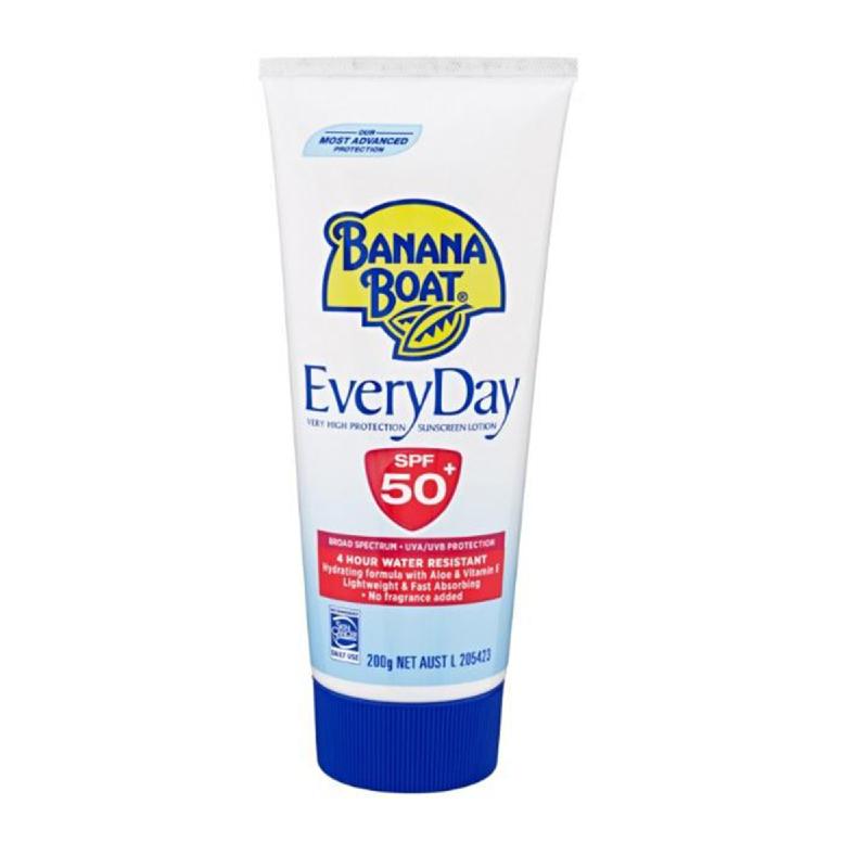 Banana Boat Everyday 50+ 200g