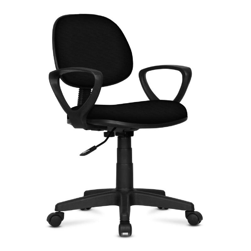 Kursi kantor (Kursi kerja) HP Series - HP02 Black