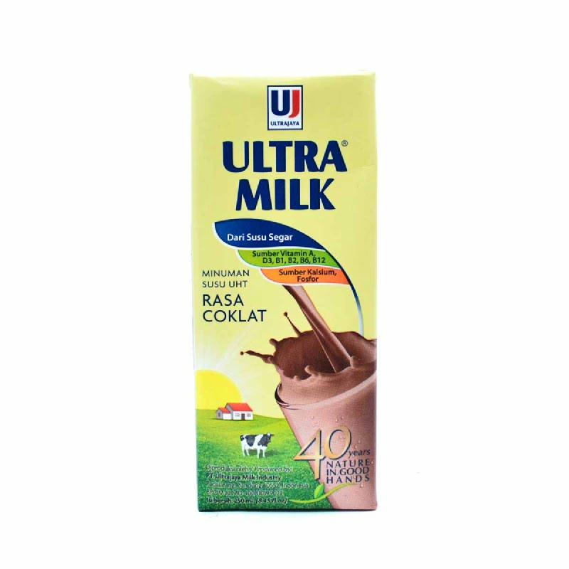 Ultra Milk Chocolate 250 Ml