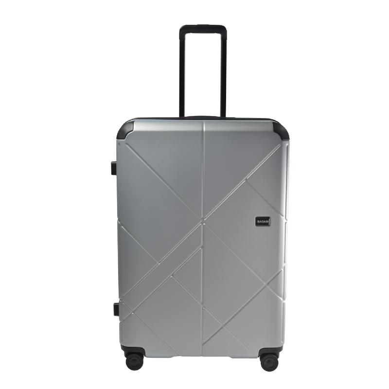 Bagasi Jasper Koper Hardcase Large 29 Inch – Silver Leaf