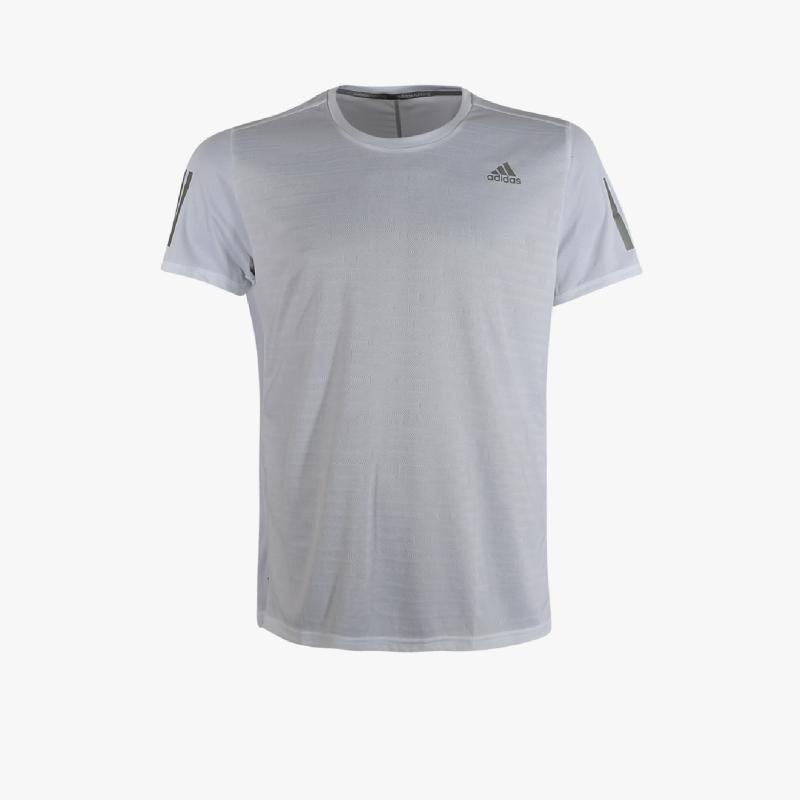 Adidas Response Short-Sleeve Men Training Tee White
