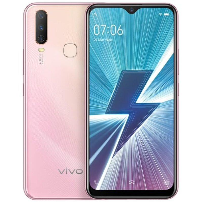 Vivo Y17 (4GB-128GB) Pink