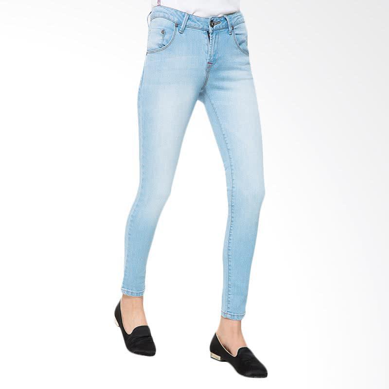 Ladies Jeans Zyolla - Blue